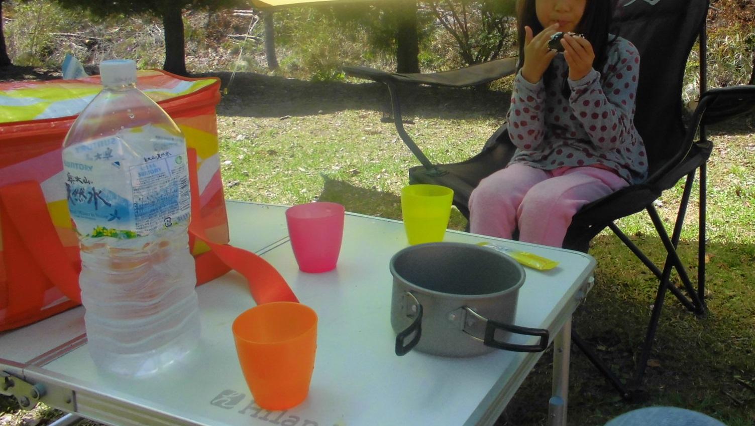 キャンプ 食器