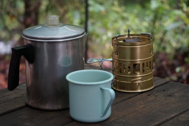 アウトドア コーヒー