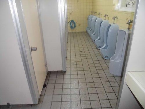 おおやキャンプ場 トイレ