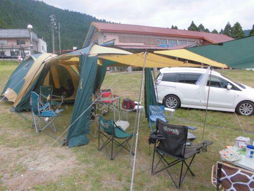 おおやキャンプ場