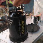 アウトドア用ガス、OD缶の比較