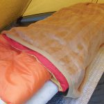 冬キャンプで寝るときの寒さ対策