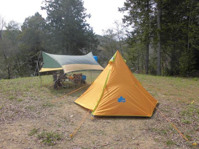 キャンプで失敗