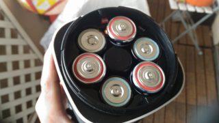電池燃料が増えてきたので充電式電池やスペーサー購入を検討してみた