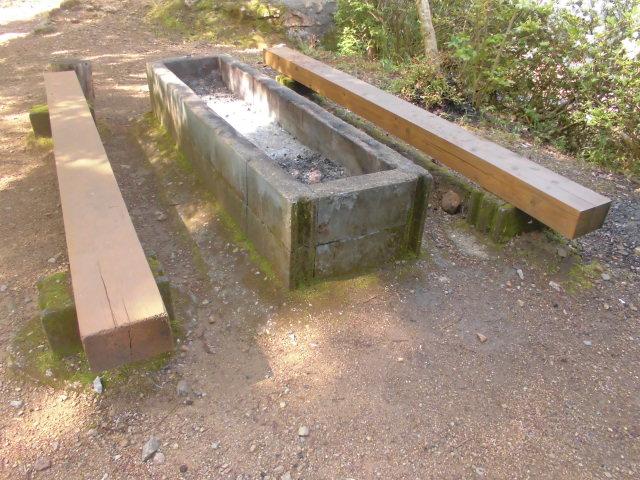日ヶ奥渓谷キャンプ場