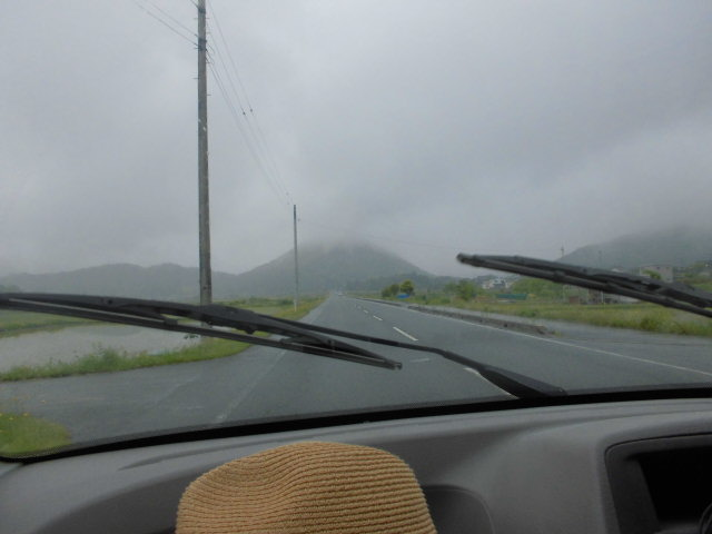 梅雨キャンプ