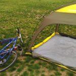 キャンプで使える折りたたみ自転車がほしい!