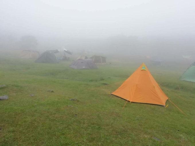 霧の峰山高原